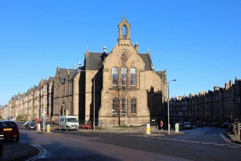 2 Bedrooms Triplex Flat for sale in 47/5 Marchmont Crescent, Edinburgh EH9 1HF