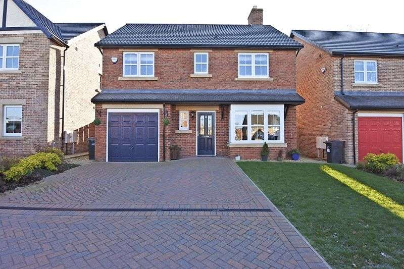 4 Bedrooms Property for sale in Cross Close, Houghton