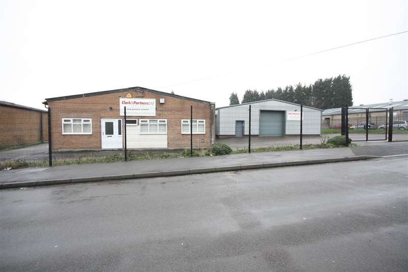 Commercial Property for sale in Bloomsgrove Road, Ilkeston