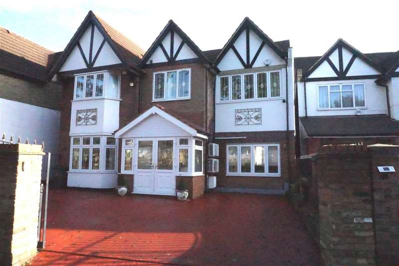 5 Bedrooms Detached House for sale in Jersey Road, Osterley