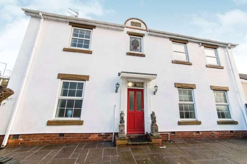 6 Bedrooms Detached House for sale in Crow Lane, Middle Herrington, Sunderland, SR3