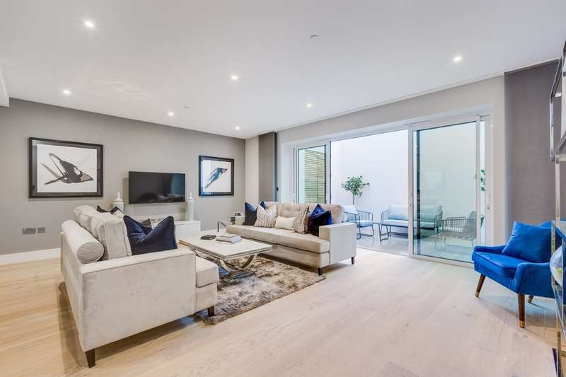 5 Bedrooms Town House for sale in Basilica Mews, Thurleigh Road, London, SW12