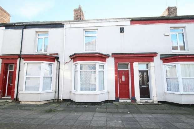 3 Bedrooms Terraced House for sale in Egglestone Terrace, Stockton-On-Tees, Cleveland, TS18 1JR