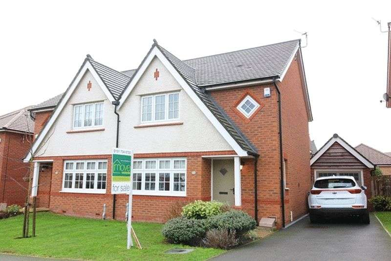 3 Bedrooms Property for sale in Evercroft Road, Roby, Liverpool