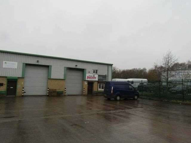 Commercial Property for rent in Business Centre, Greenbank Way, Off Greenbank Road, Blackburn
