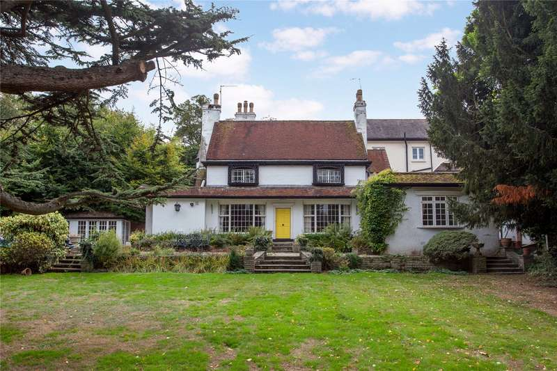4 Bedrooms Link Detached House for sale in Thames Street, Sonning on Thames, Berkshire, RG4