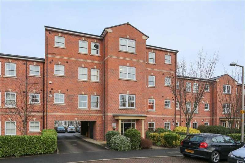 2 Bedrooms Flat for sale in Hatters Court, Higher Hillgate, Stockport