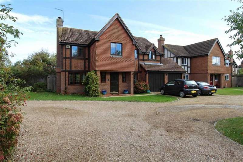 5 Bedrooms Detached House for sale in Kimble Close, Knightcote, Southam