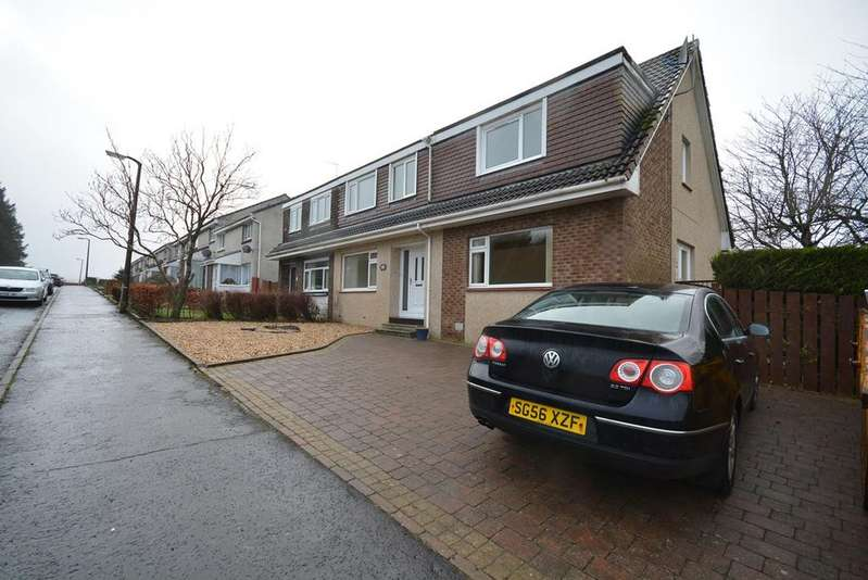 5 Bedrooms Semi-detached Villa House for sale in Maxwood Road, Galston, KA4