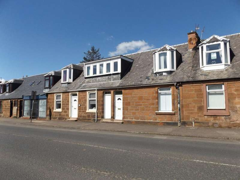 3 Bedrooms Terraced House for sale in Loudoun Road, Newmilns, KA16