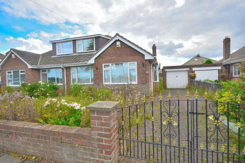 3 Bedrooms Semi Detached Bungalow for sale in Cartmel Road