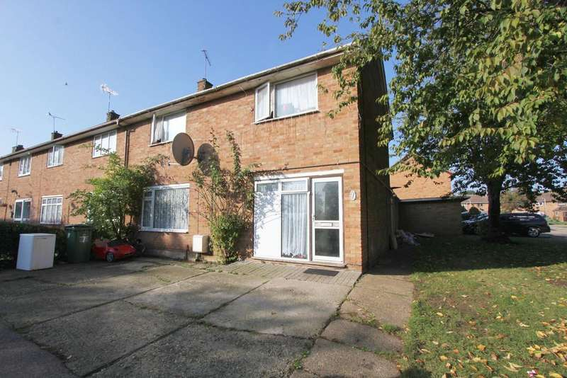 4 Bedrooms End Of Terrace House for sale in Holden Gardens, Basildon