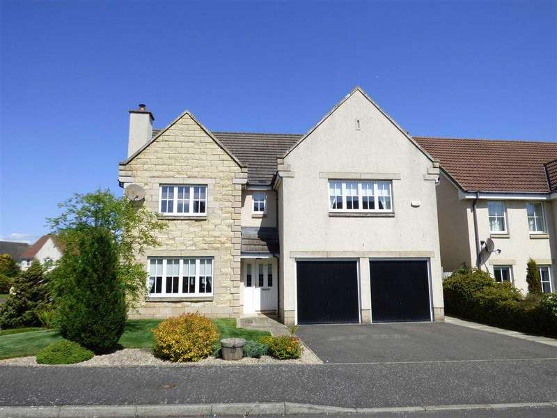 5 Bedrooms Detached House for sale in Cant Crescent, St Andrews