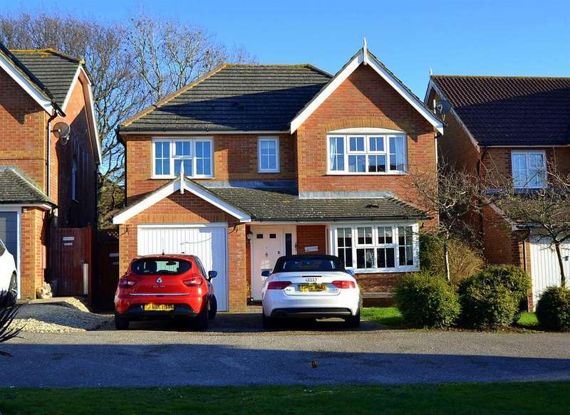 4 Bedrooms Detached House for sale in Darent Close, Stone Cross, Pevensey