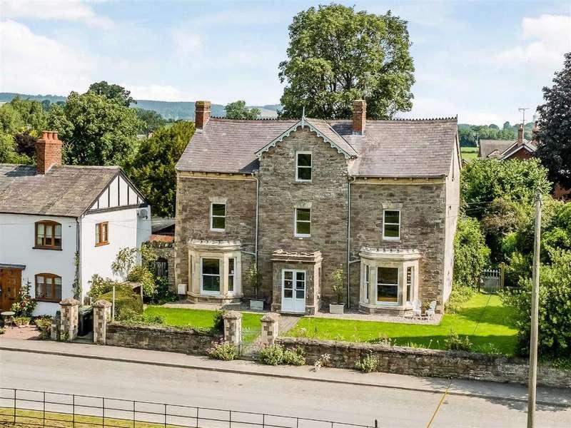 6 Bedrooms Detached House for sale in Kingsland, Herefordshire