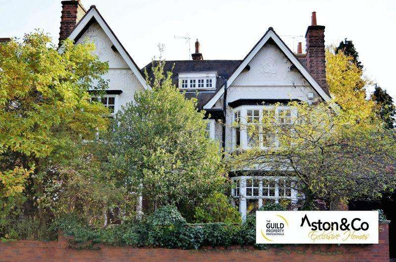 4 Bedrooms Unique Property for sale in Holmfield Road, Stoneygate Leicester LE2