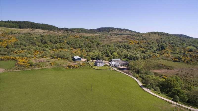 Farm Commercial for sale in Auchgoyle Farm, Millhouse, Tighnabruaich, Argyll and Bute, PA21