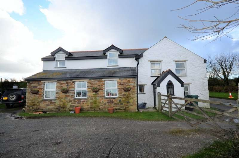 4 Bedrooms Detached House for sale in Trevellas, St Agnes