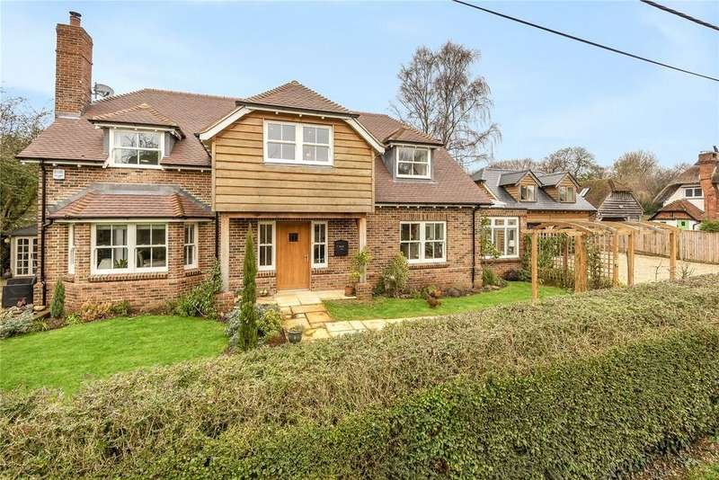 4 Bedrooms Detached House for sale in Chapel Lane, Timsbury, Romsey, Hampshire, SO51