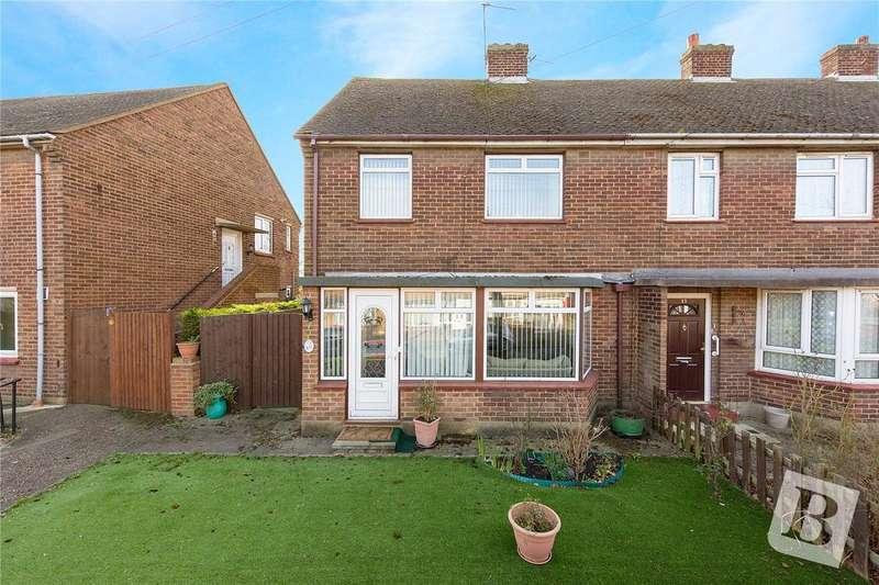 3 Bedrooms Semi Detached House for sale in Alkerden Lane, Swanscombe, Kent, DA10