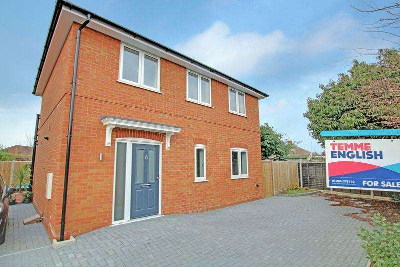 3 Bedrooms Detached House for sale in Nash Close, Colchester