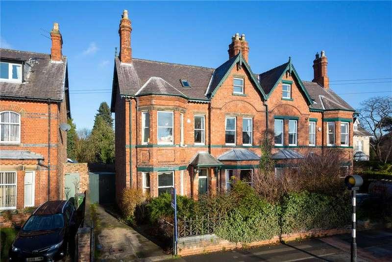 5 Bedrooms Unique Property for sale in Heslington Lane, York, YO10
