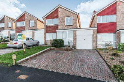 3 Bedrooms Link Detached House for sale in Derriford, Plymouth, Devon