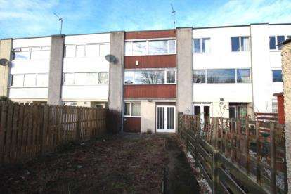 4 Bedrooms Town House for sale in Huntly Drive, Glenrothes