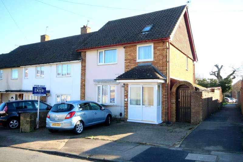 4 Bedrooms End Of Terrace House for sale in OVER 1300 SQ FT OF ACCOMODATION IN POPULAR HP1