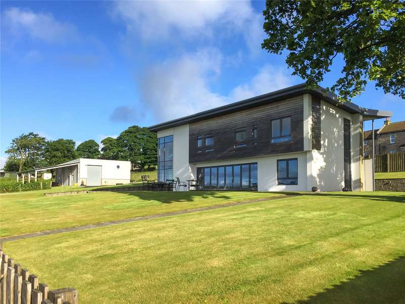 5 Bedrooms Equestrian Facility Character Property for sale in Easter Glasslie House, By Leslie, Glenrothes, Fife, KY6