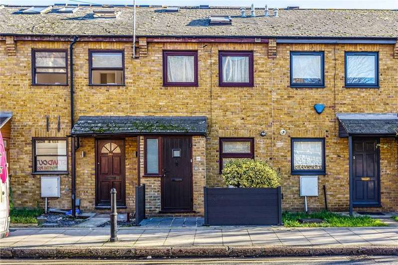 4 Bedrooms Terraced House for sale in Deal Street, London, E1
