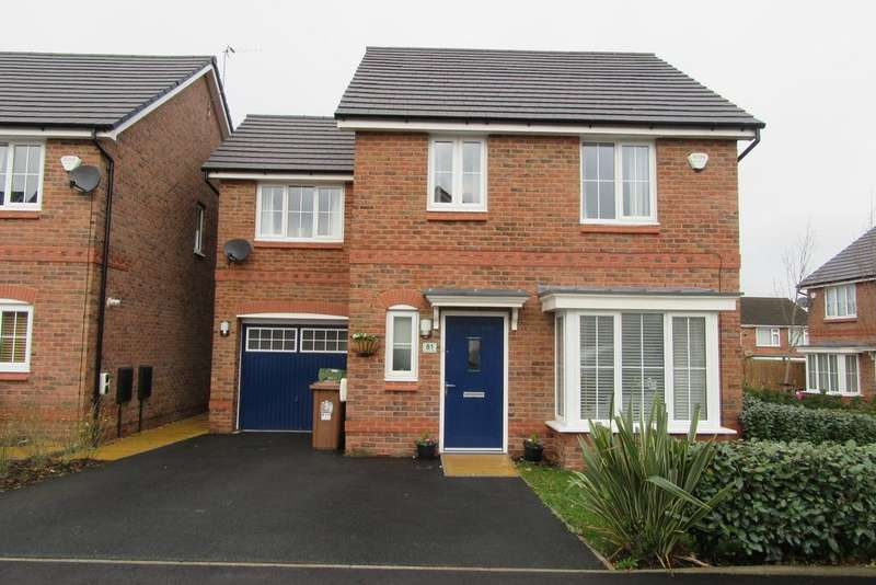 4 Bedrooms Detached House for sale in Stephenson Grove, Rainhill, Prescot L35