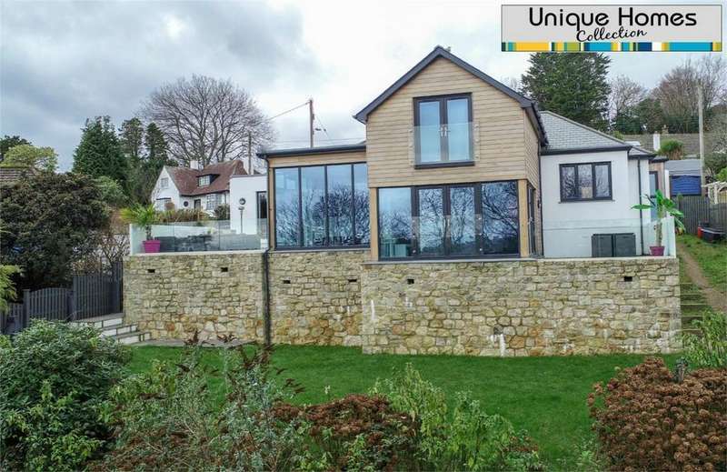 4 Bedrooms Detached House for sale in Trevarrick Road, St Austell, Cornwall