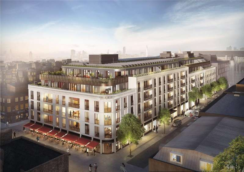 3 Bedrooms Penthouse Flat for sale in Marylebone Square, Moxon St, W1U