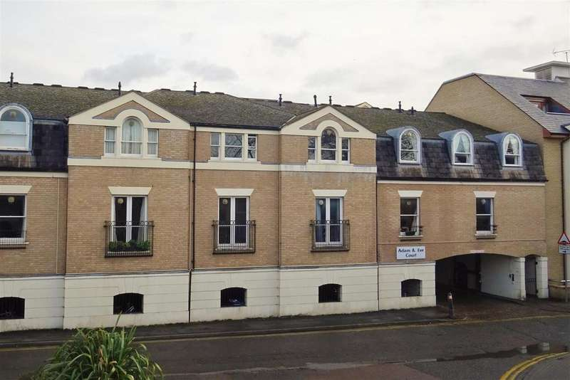 1 Bedroom Apartment Flat for sale in Adam And Eve Street, Cambridge