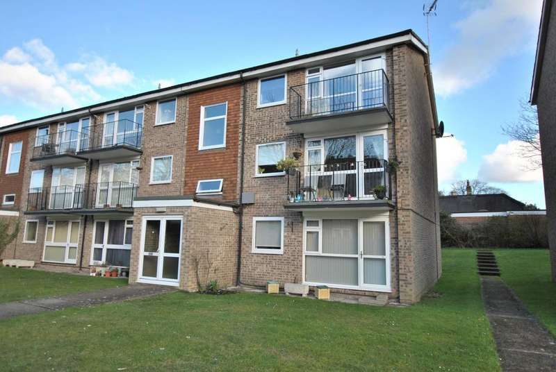 2 Bedrooms Flat for sale in Armadale Court, Reading