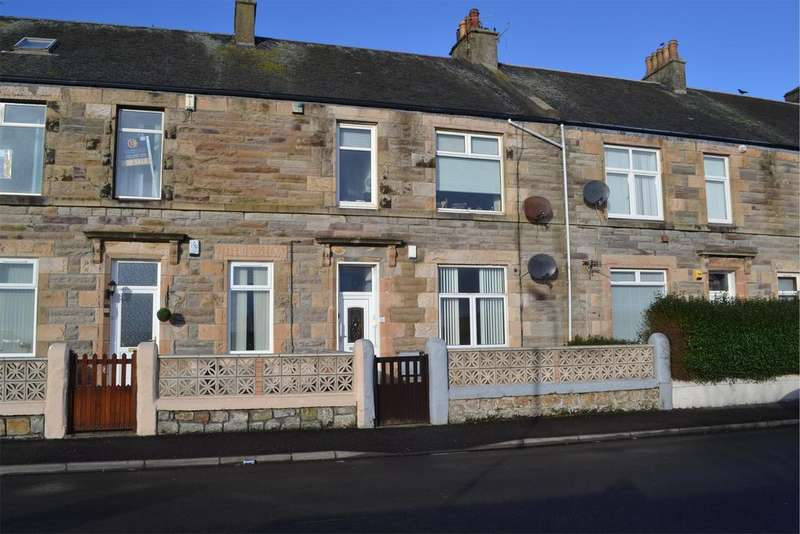 2 Bedrooms Ground Flat for sale in 58 Parkend Road, SALTCOATS, KA21 5PJ