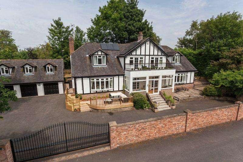 4 Bedrooms Unique Property for sale in Hyldon House, Park Drive, Wistaston