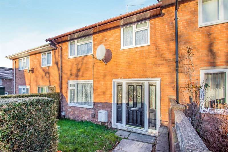 3 Bedrooms Terraced House for sale in The Rise, Pontnewydd, Cwmbran