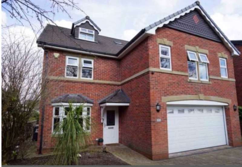 6 Bedrooms Detached House for sale in Markland Hill Lane, Heaton
