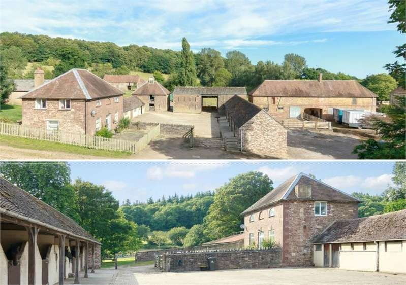 3 Bedrooms Farm House Character Property for sale in Flaxley, Gloucestershire
