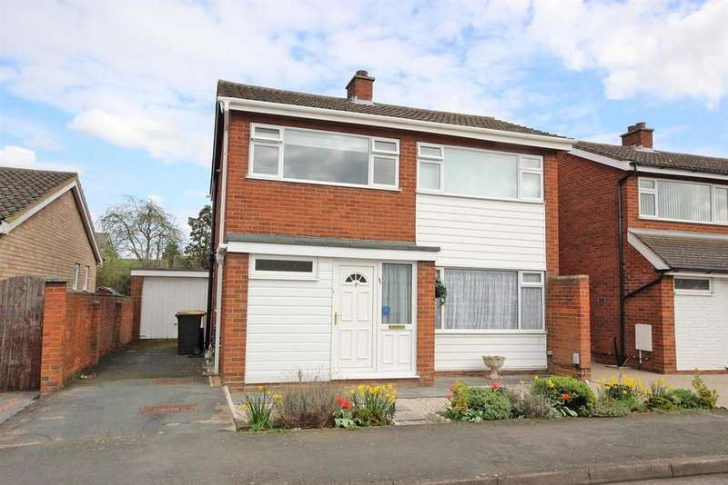 3 Bedrooms Detached House for sale in The Elms, Kempston