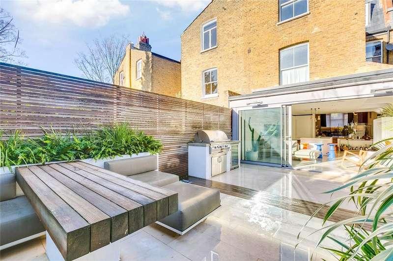 4 Bedrooms Terraced House for sale in Bovingdon Road, Peterborough Estate, London