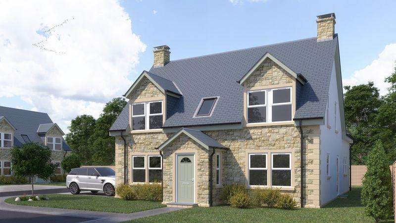 4 Bedrooms Detached House for sale in Plot 6 - Moorlands, Symington - HOUSE TYPE B
