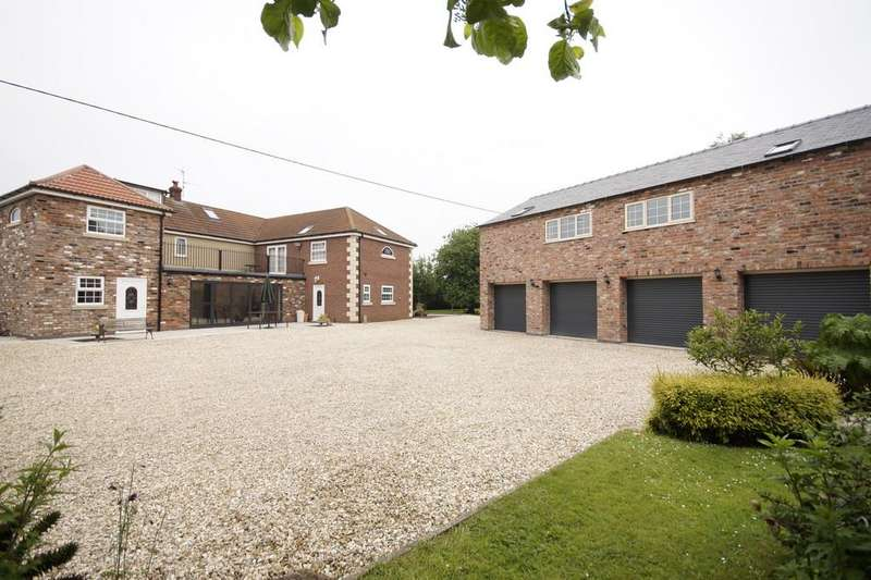5 Bedrooms Detached House for sale in Lincoln Road, Eagle Moor, Lincoln