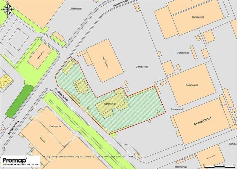 Land Commercial for sale in Mulberry Way, London