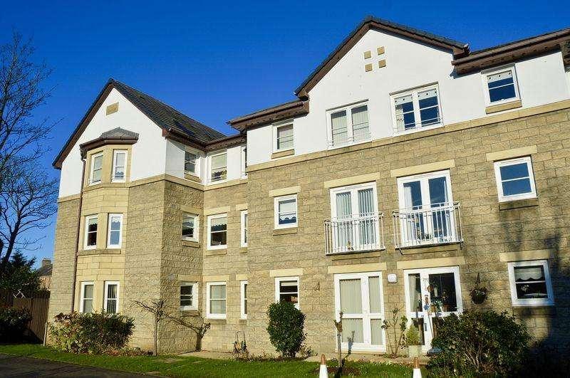 1 Bedroom Apartment Flat for sale in Dalblair Court, Ayr