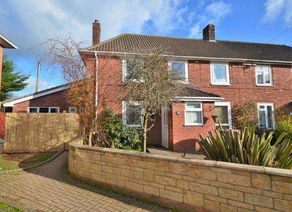 4 Bedrooms Semi Detached House for sale in Super family space!
