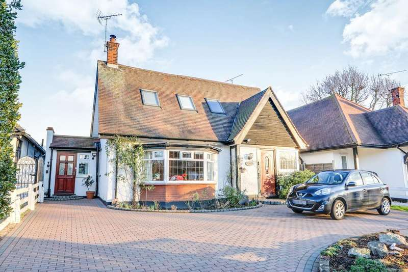 5 Bedrooms Chalet House for sale in Chalkwell Avenue, Westcliff-on-Sea
