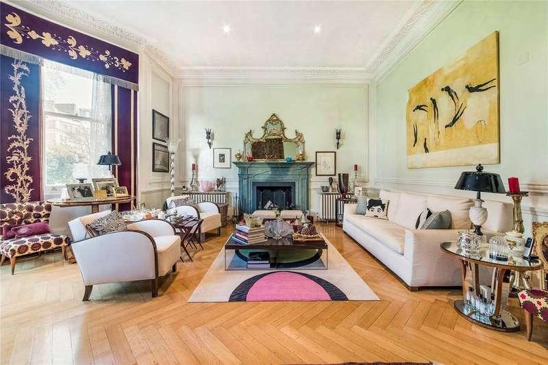 5 Bedrooms Maisonette Flat for sale in Onslow Gardens, London, SW7